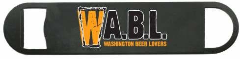 WABL bottle opener